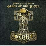 Cd Black Label Society Order Of The Black [import] Novo